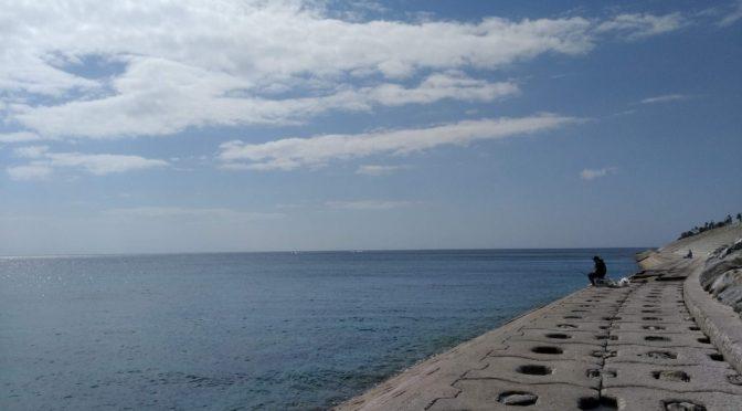 沖縄県本部町 安和海岸でフカセ釣りした結果